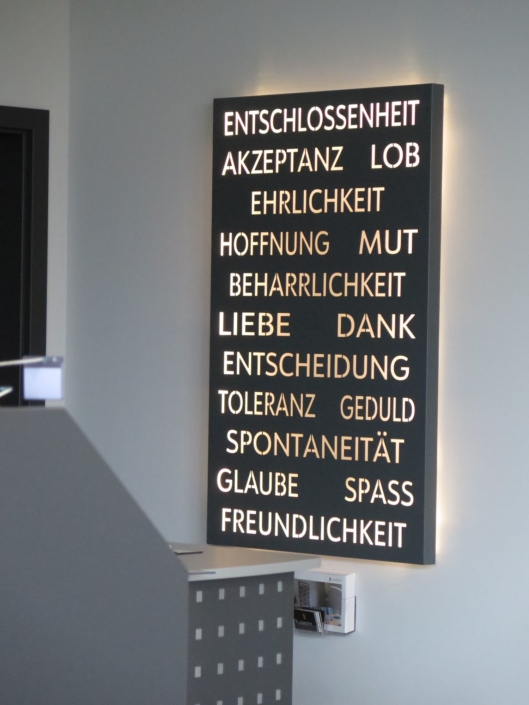 Ausstellung - Malermeister Schabo
